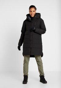 Didriksons - PYSEN  - Winter coat - black - 1