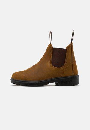 UNISEX - Kotníkové boty - crazy horse brown