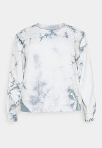 Noisy May Curve - NMILMA - Sweatshirt - blue fog/sugar swizzle - 0