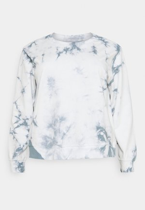 NMILMA - Sweatshirt - blue fog/sugar swizzle