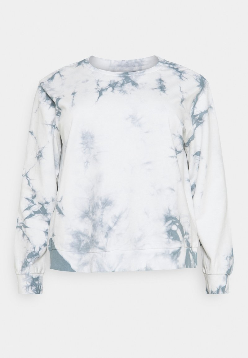 Noisy May Curve - NMILMA - Sweatshirt - blue fog/sugar swizzle