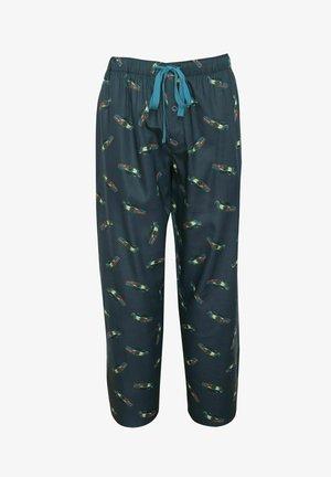 Pyžamový spodní díl - race print