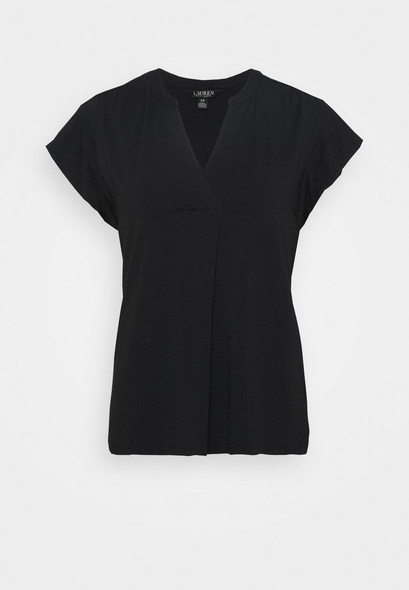 Lauren Ralph Lauren - T-shirt basic - black