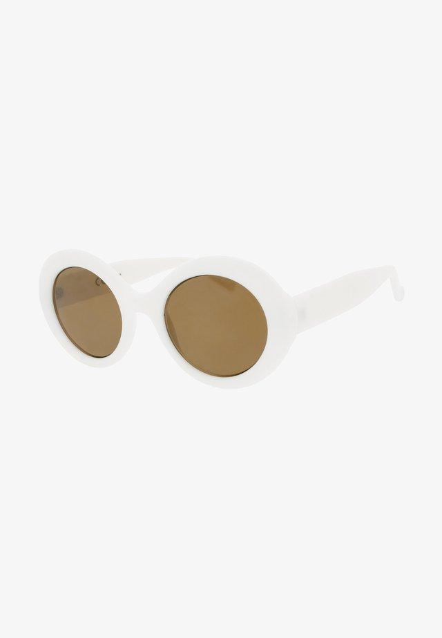 FEM - Sluneční brýle - white