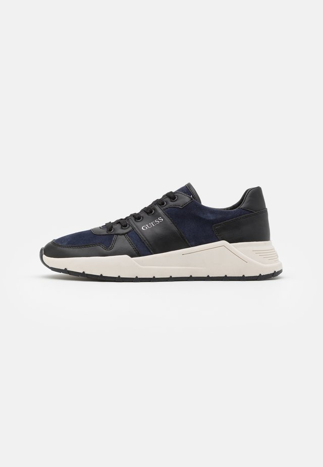 LUCCA - Trainers - navy