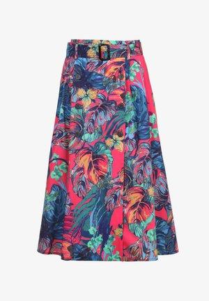 Wrap skirt - pink
