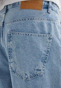 PULL&BEAR - Straight leg jeans - blue denim - 5