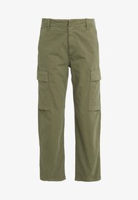 Citizens of Humanity - GAIA PANT - Kalhoty - army green - 4