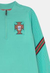 Nike Performance - PORTUGAL UNISEX - Oblečení národního týmu - mint/sport red - 2