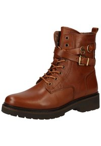 Scapa - Cowboy/biker ankle boot - cuoio 530 - 2