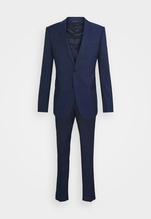 SUIT - Oblek - dark blue