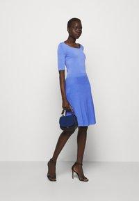 HUGO - SHANEQUA - Jumper dress - turquoise/aqua - 1