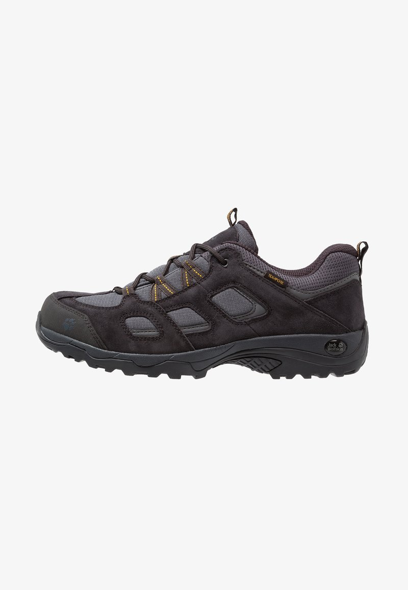Jack Wolfskin - VOJO HIKE 2 TEXAPORE LOW - Obuwie hikingowe - phantom