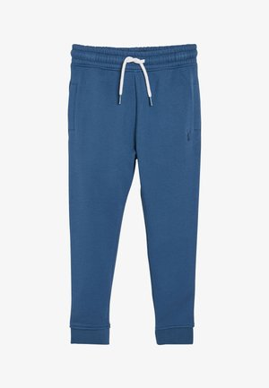 CUFFED - Tracksuit bottoms - blue