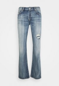 HOLLYWOOD - Straight leg jeans - newland wash