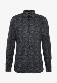 OLYMP - OLYMP NO.6 SUPER SLIM FIT  - Formal shirt - schwarz - 4