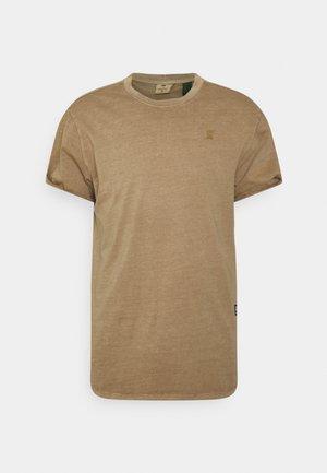 LASH - T-shirt basic - safari