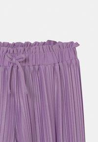 Staccato - PLISSEE-CULOTTE TEENAGER - Broek - vintage lilac - 2