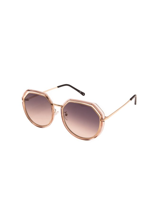 JEEPERS PEEPERS SUNGLASSES JP18382 - Lunettes de soleil - gold