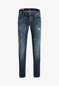 Jack & Jones - Straight leg jeans - blue denim - 5