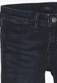 Polo Ralph Lauren - AUBRIE LEGGI BOTTOMS - Jeans Skinny Fit - blue - 4