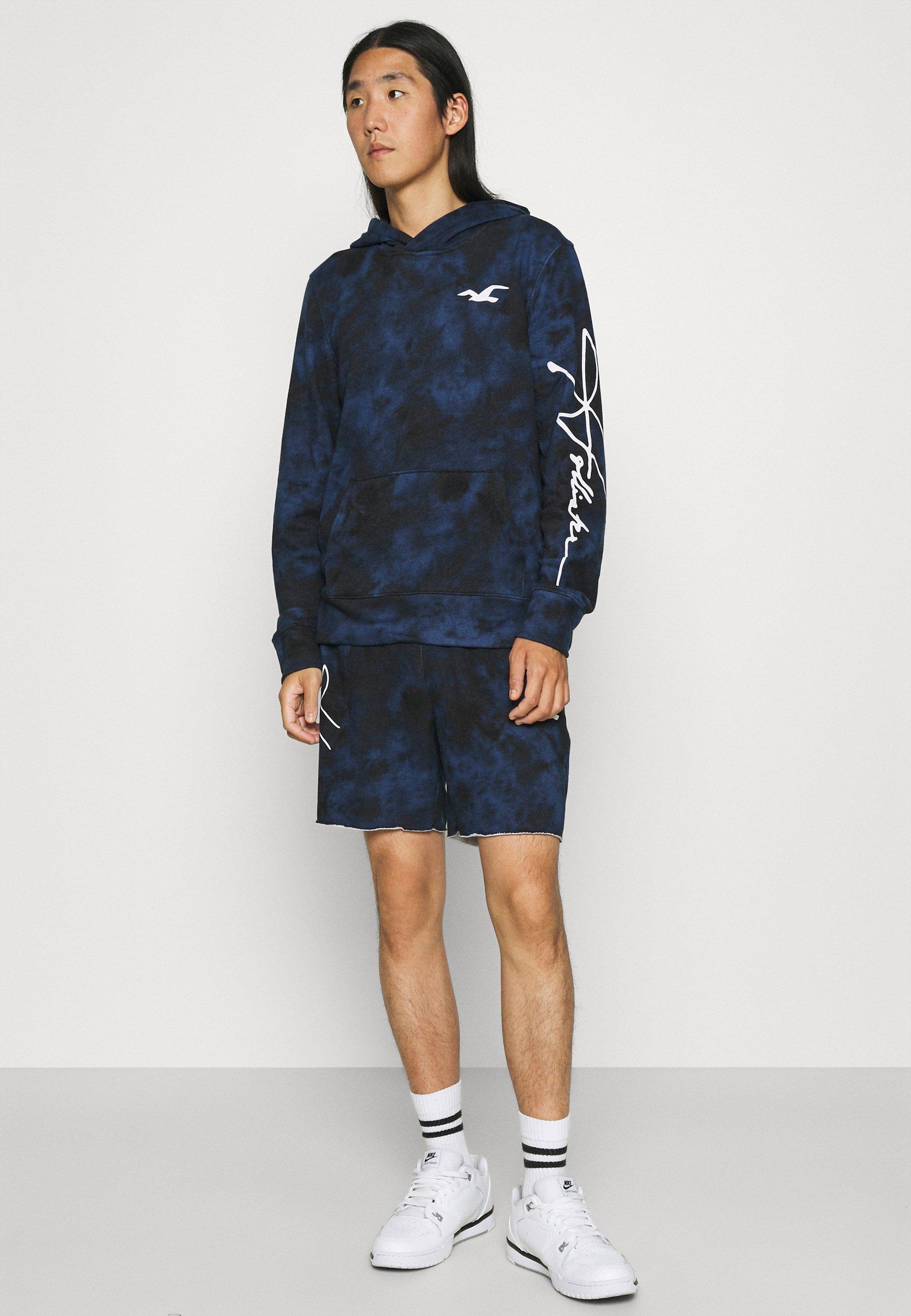 Homme PRINT LOGO MATCHBACK - Sweatshirt