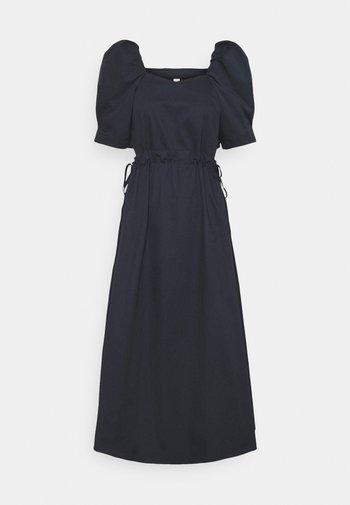 YASTRIPLA ANKLE DRESS SHOW - Day dress - sky captain