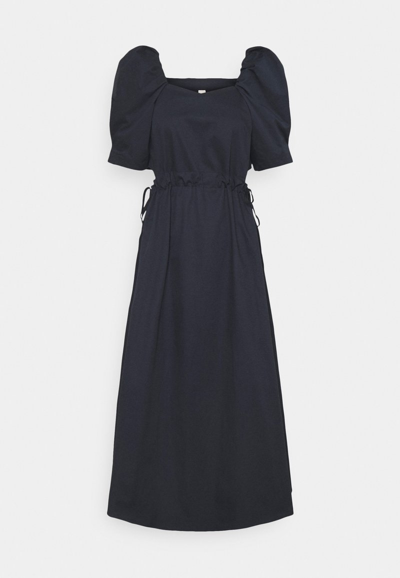 YAS - YASTRIPLA ANKLE DRESS SHOW - Day dress - sky captain