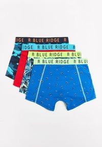 WE Fashion - 4-PACK - Boxer shorts - multi-coloured - 1