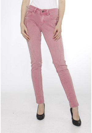 MALIBU - Slim fit jeans - rose