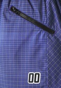 adidas Golf - PRIMEBLUE SHORT - Pantaloncini sportivi - semi night flash - 5