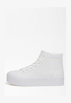 BASK - Sneakers hoog - weiß