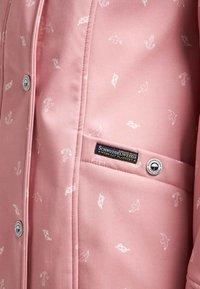 Schmuddelwedda - Impermeable - light pink - 3