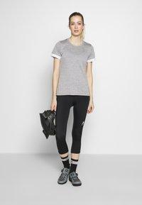 Rukka - RUKKA RUOTULA - Print T-shirt - grey - 1