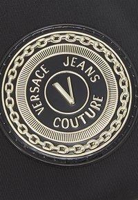 Versace Jeans Couture - UNISEX - Laptop bag - black - 4