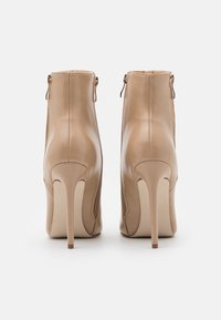BEBO - ROOKY - Classic ankle boots - nude - 3