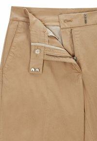 BOSS - TAROMA - Trousers - beige - 5