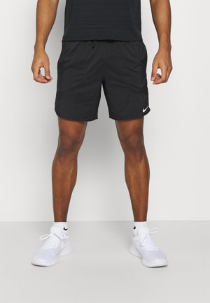 Sports shorts - black/smoke grey/silver