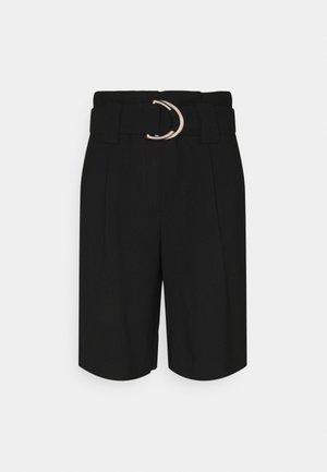 VMORLA - Shorts - black