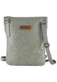 Fjällräven - Across body bag - granite grey - 1