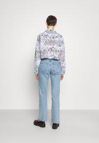 Monki - Button-down blouse - summerinfrance - 2