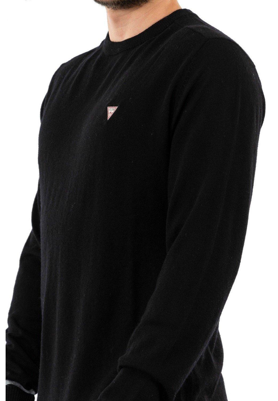 Guess Sweatshirt - noir
