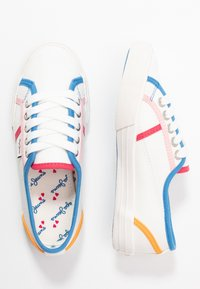 Pepe Jeans - BAKER BINDING - Trainers - white - 0