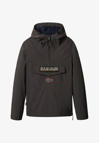 Napapijri - RAINFOREST SUMMER - Windbreaker - volcano - 6