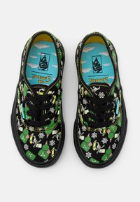 Vans - THE SIMPSONS AUTHENTIC - Sneakersy niskie - black/multicolor - 3