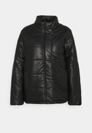 PUFFER - Winter jacket - black