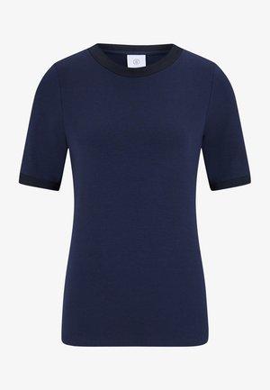 ALEXI - Basic T-shirt - navy-blau