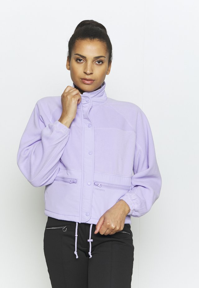 MARAU WOMEN  - Fleece jacket - lavender
