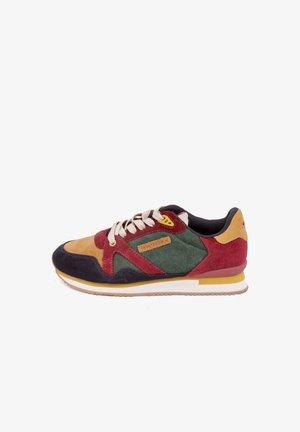 ANDRÉE - Sneakers laag - red