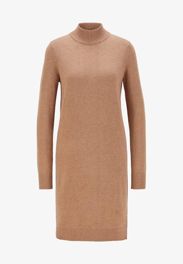 C_FABELLETTA - Korte jurk - light brown